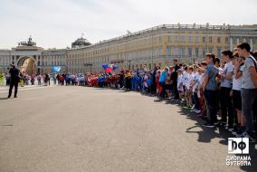 2016 открытие Petersburg Cup