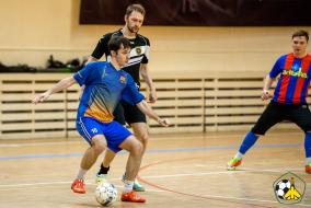 Жуксити Futsal League 2018 (10 тур + награждение)