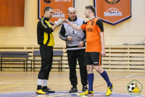 Жуксити Futsal League 2018 (09 тур)