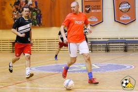 Жуксити Futsal League 2018 (08 тур)