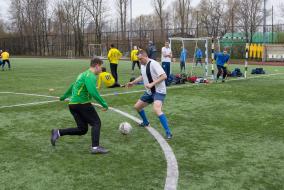 Балтийские Монстры - Аякс+ 1:0(0:0) - 05.05.18 (Матч Серебряного Кубка)