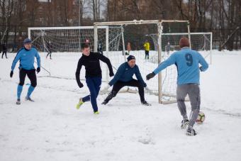 Нарзан — Sound Park (матч Серебряного Кубка) 5:0 (2:0)