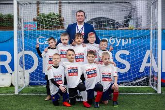 Korobka Cup — детский футбольный турнир с инновационными идеями прошёл в Санкт-Петербурге.