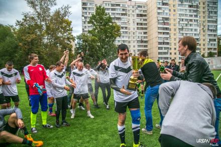 В Москве возобновляется регулярный чемпионат осень-весна 2017/18 в формате 8х8