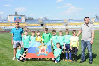 «Луганская футбольная академия» - флагман детского футбола ЛНР.