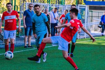 Спортэго – Спартак 0:3: Вполне закономерный результат