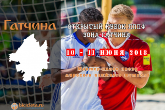 Анонс Открытого кубка ЛЛПФ. Зона Гатчина