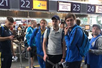 Украинский «Артур Мьюзик»  отправился на Кубок европейских чемпионов