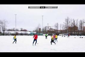 Фортуна-Арсенал - Портер 1:1 (23.12.2017)