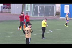 Обзор матча Four Seasons - Антарес 0:6