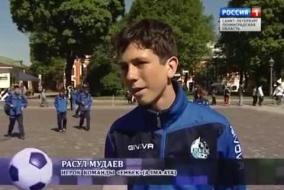 2015 Petersburg Cup документальный фильм