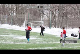 С/х Арсенал - ЭспандЕр 6:1 (24.03.2018) Обзор
