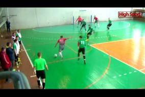 Кубок регіонів АФЛУ | Highlights Лія 0-1 East West | 30.03.2018