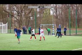 С/х Арсенал - Астория 4:2 (05.05.2018) Обзор