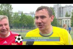 Футбол Объединяет | Football Unites | анг. версия